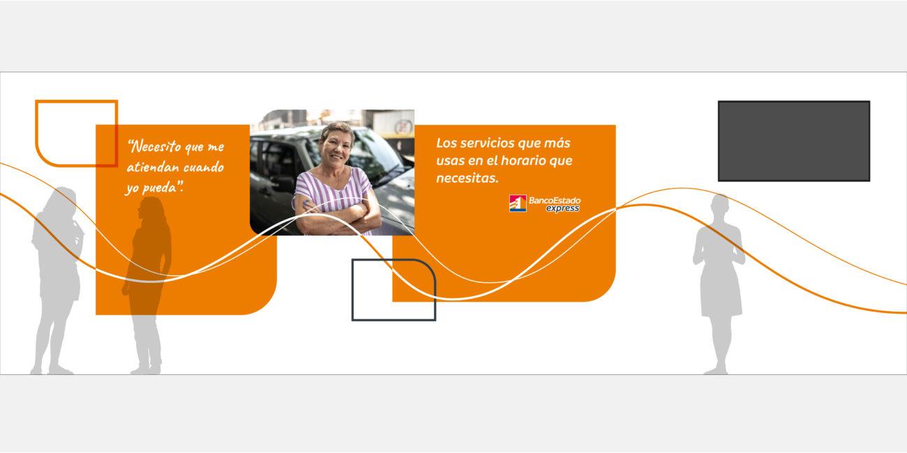 BancoEstado Express - Identidad Visual